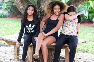 Yazzy, Yassie & Brianna
