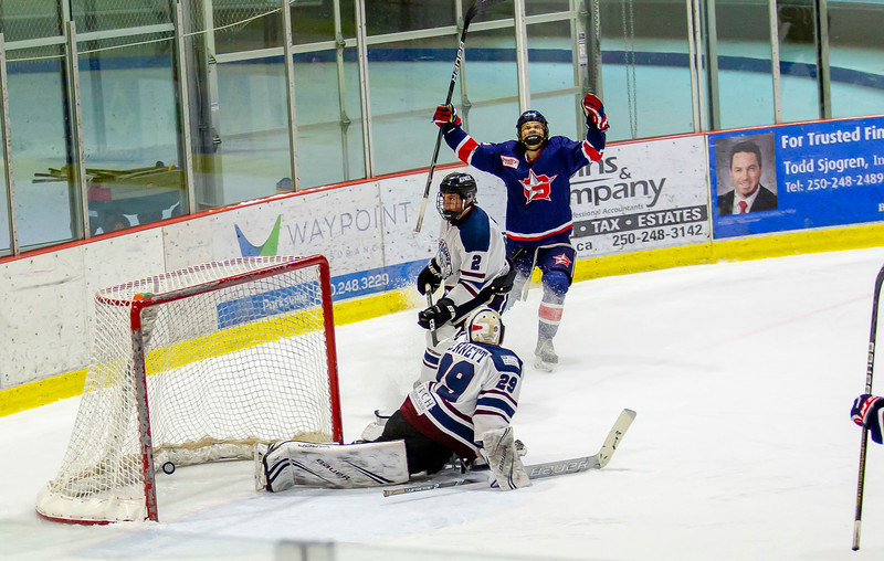 Generals VS Glacier Kings January 19th