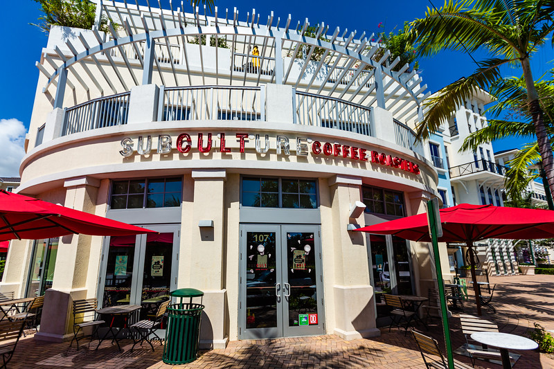 Subculture Coffee, located at 107 Front St, Jupiter,, Florida on Tuesday, August 21, 2019. [JOSEPH FORZANO/palmbeachpost.com]