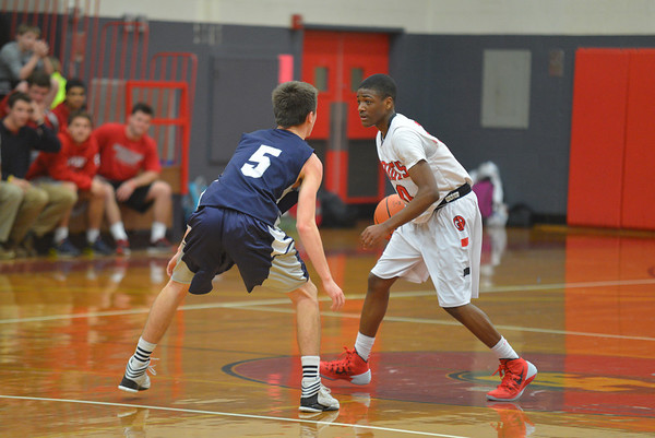 Boys' Basketball: GA vs Malvern Prep