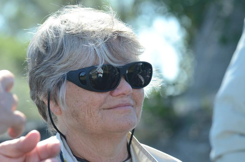 60 - Linda at Chitabe - Anne Davis
