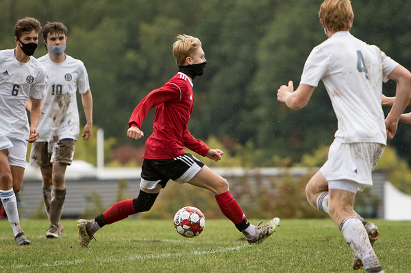 CVU Soccer Fall 2020