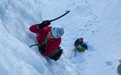 02 Ice Climbing in Pinnistal