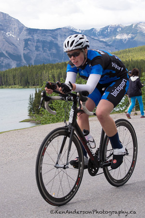 Banff Bike Fest Womens Cat 1-2 TT Jun 15 2013
