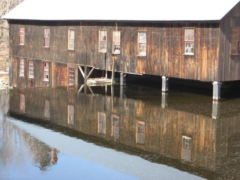 North Leverett mill