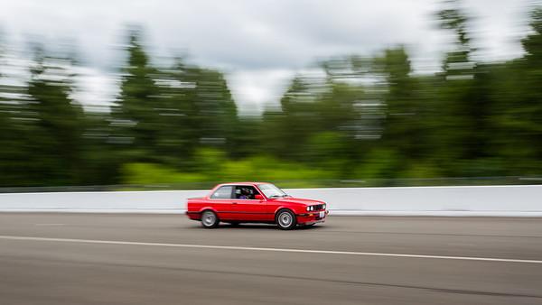 BMW CCA Puget Sound Region Track Day 6/7/19
