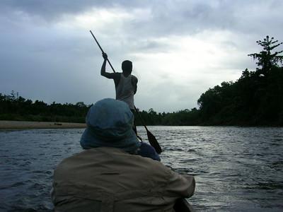 Dairam Kabur River, New Guinea 2005,Senggo
