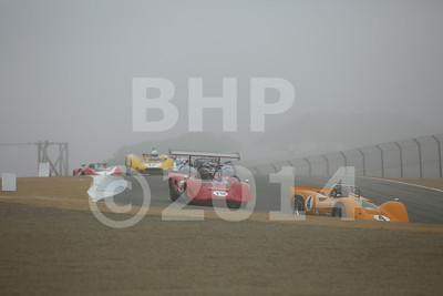 Group 3B 2014 Rolex Monterey Motorsport Reunion Race