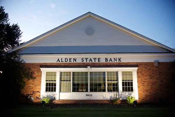 alden state bank