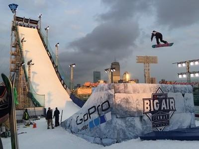 Big Air Fenway - 021116