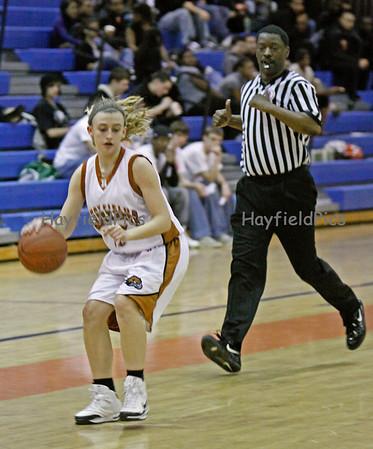 Basketball Girls TC Williams 1/21/09