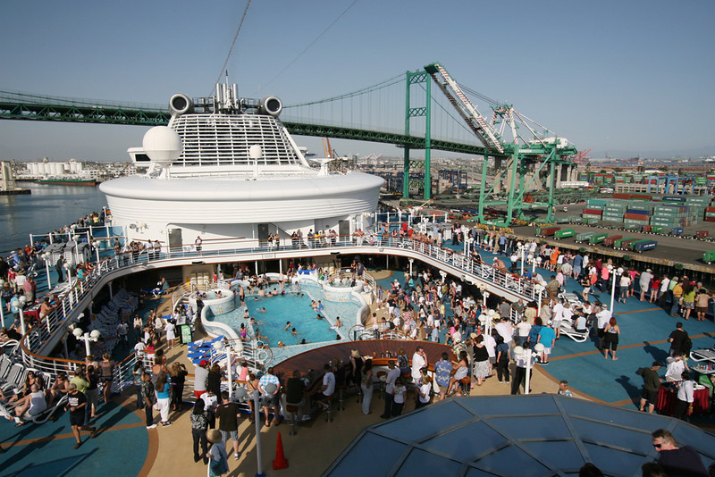 Sail-away party