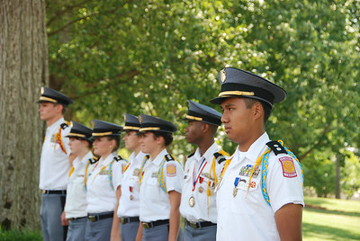 HS Change of Command for SY11-12