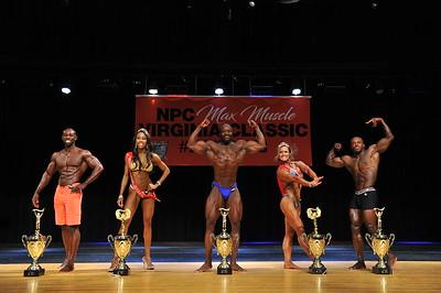 Overall Winners Photos