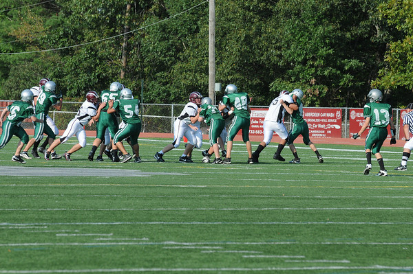 FRESHMAN HAZLET  VS HUSKIES