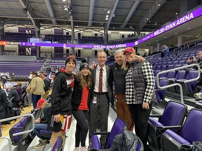 Jan. 21 - Maryland at Northwestern Basketball