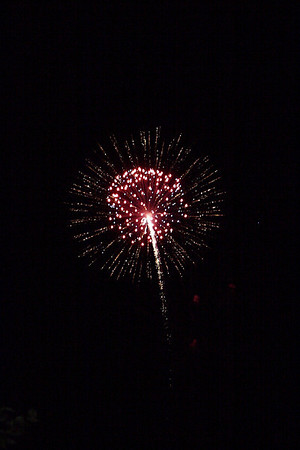 Fitchburg Fireworks 2010