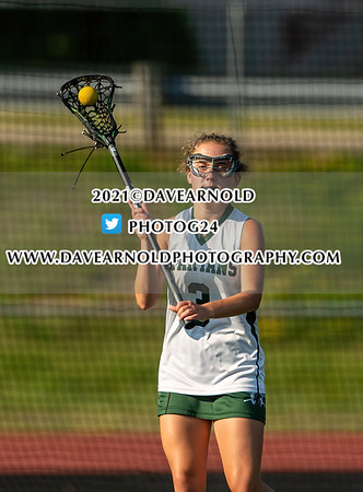 6/7/2021 - Girls Varsity Lacrosse - NHIAA D2 State Semifinal - Pembroke vs Portsmouth