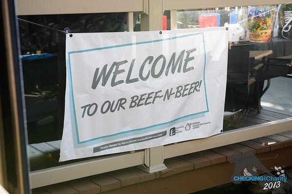 8/15 - Beef 'n Beer