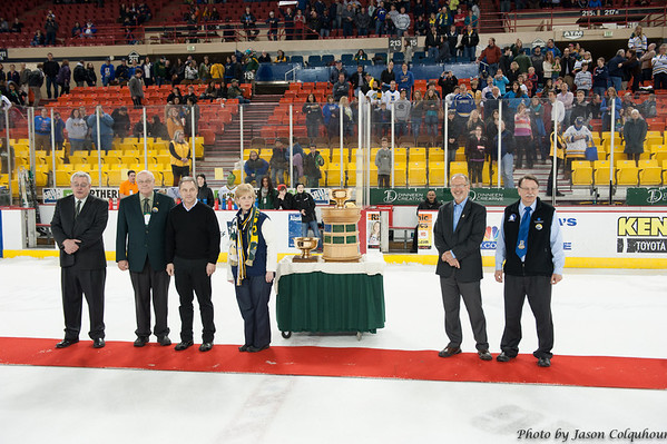Governor's Cup Ceremony