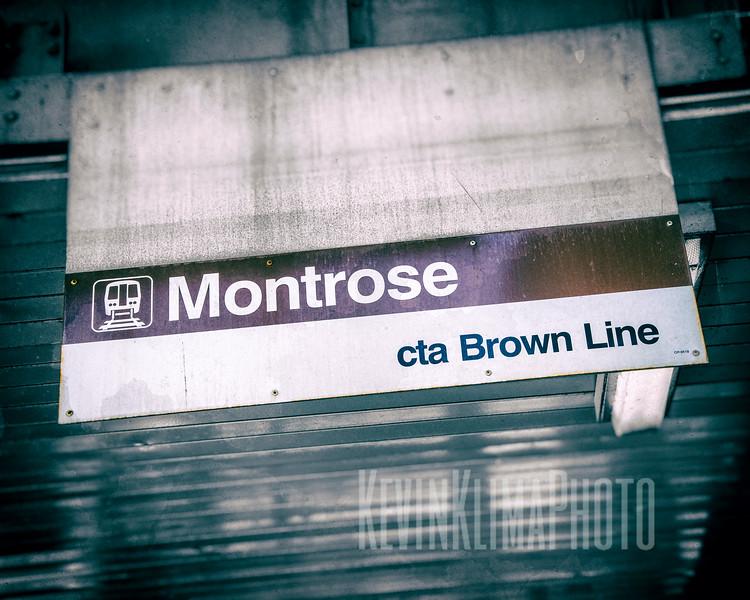 Montrose - CTA Brown Line
