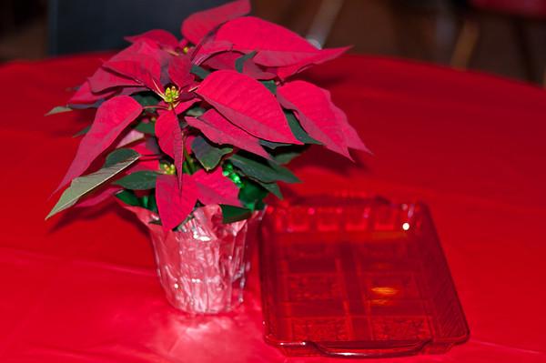 Ajax Lions Club - Senior's Christmas Party 2012