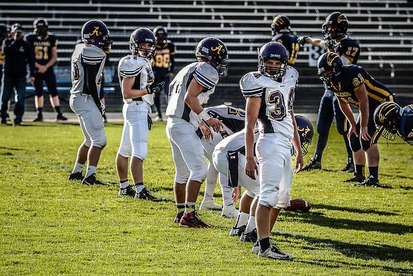 AHS Freshman football at Fairfield (game 2)