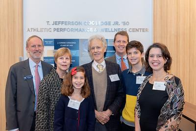Coolidge Center Dedication 2018