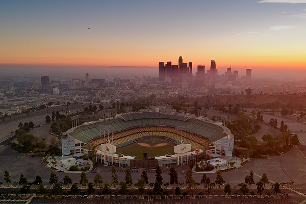 Dodger Stadium - MLB