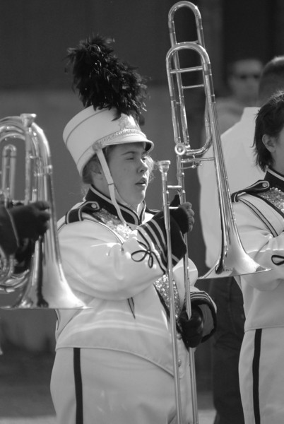 Williamstown Marching Band 2008-09