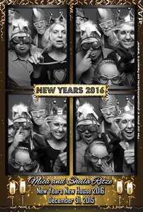 Mica and Sheila Ritze New Years 2016