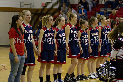 Kane vs. Bradford: Girls Varsity 1-4-11