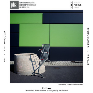 "19.08.2020 - ""Urban"" exhibition in Barcelona"