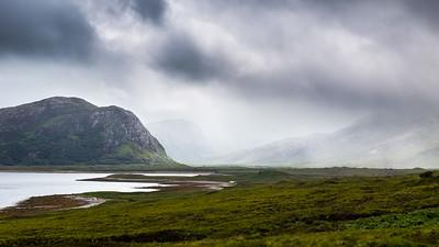 Rainy Scotland