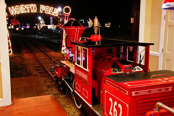 Rotary Express Train