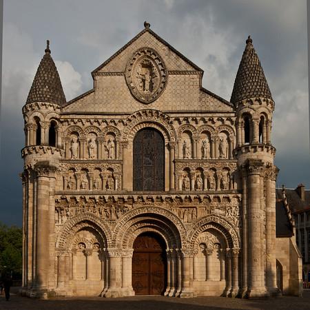 Poitiers, Notre-Dame-La-Grande