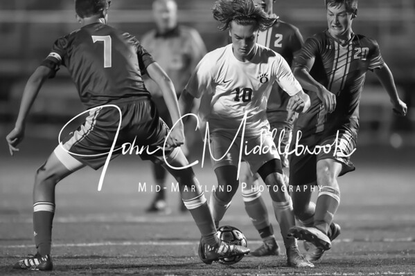Smithsburg vs Oakdale Boys Varsity Soccer