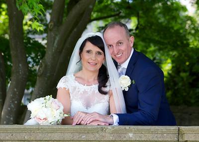 David and Andrea Baker Wedding