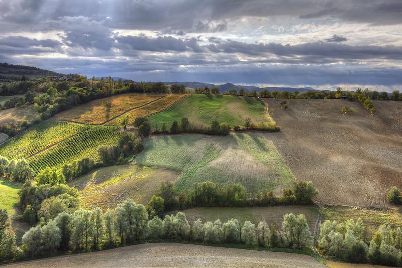 Albinea's Hills - Albinea, Reggio Emilia, Italy - September 19, 2011