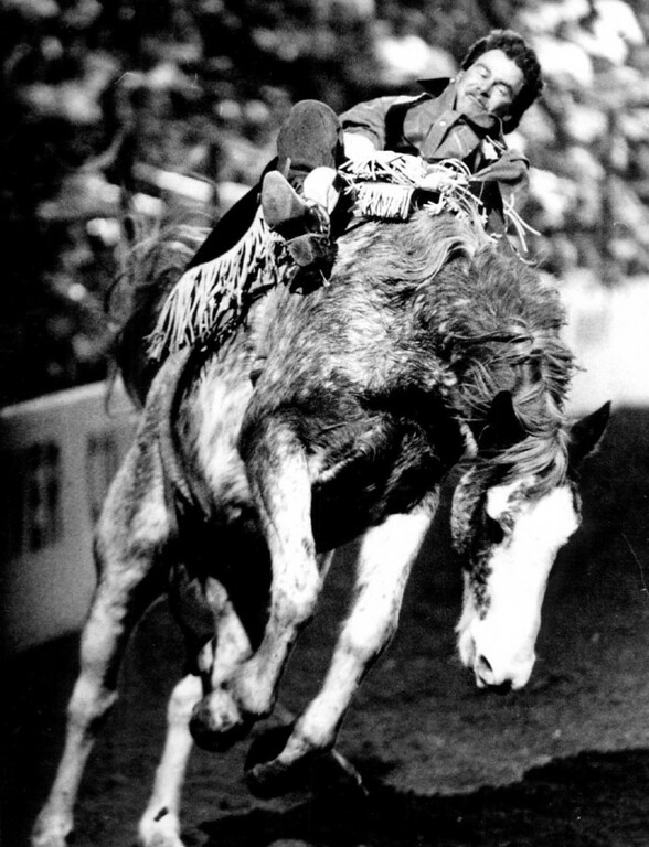 . National Western Stock Show, 1989.  Denver Post Library photo archive