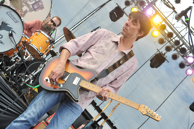 Mike Cooley, Drive By Truckers guitarist.
