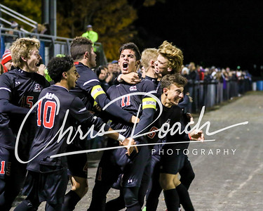 Hilton Boys Soccer Section 5 title game