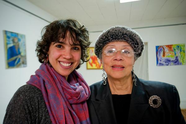 Women, An Art Exhibit at Centro Civico Cultural Dominicano