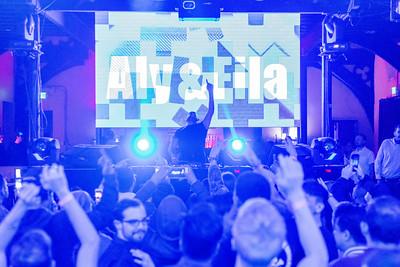 11-16-18 The Church, Aly & Fila