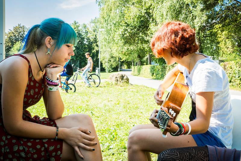 2013_08_17, Austria, Bregenz, eu.lb.org, gibson, guitar, JLETB, neutrik, student session, students