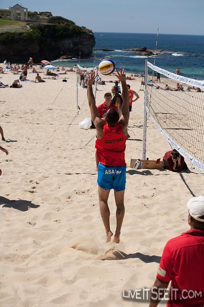 World Firefighters Games 2012 - Beach Volleyball