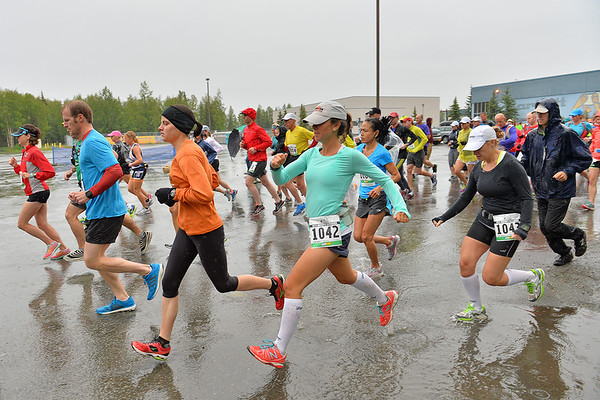 2014 Mayor's Midnight Sun Marathon and Half Marathon