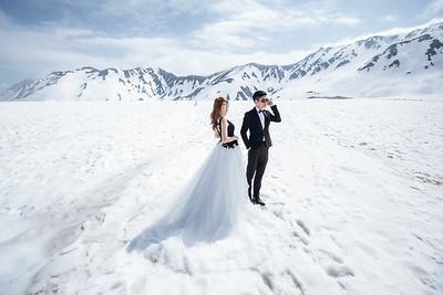 Prewedding-ChiChi-黑部立山