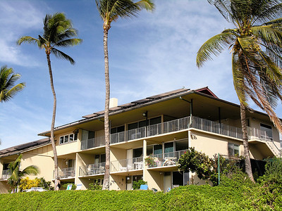 Kihei, Maui Hawaii - November 2005