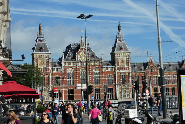 Sept 28th - Amsterdam - Embarkation day